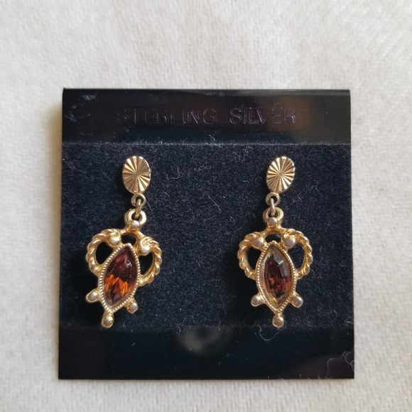 Avon Jewelry - Vintage Avon Pierced Earrings